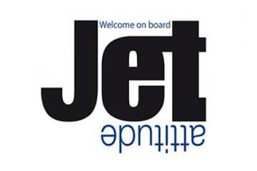 Jet attitude Logo