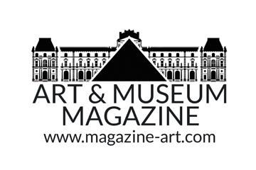 art museum magazine logo image