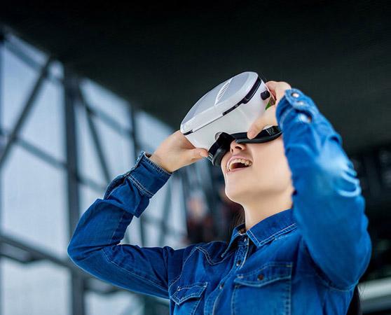 virtual headset image