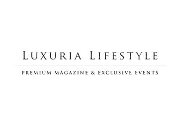 luxura lifestyle logo image