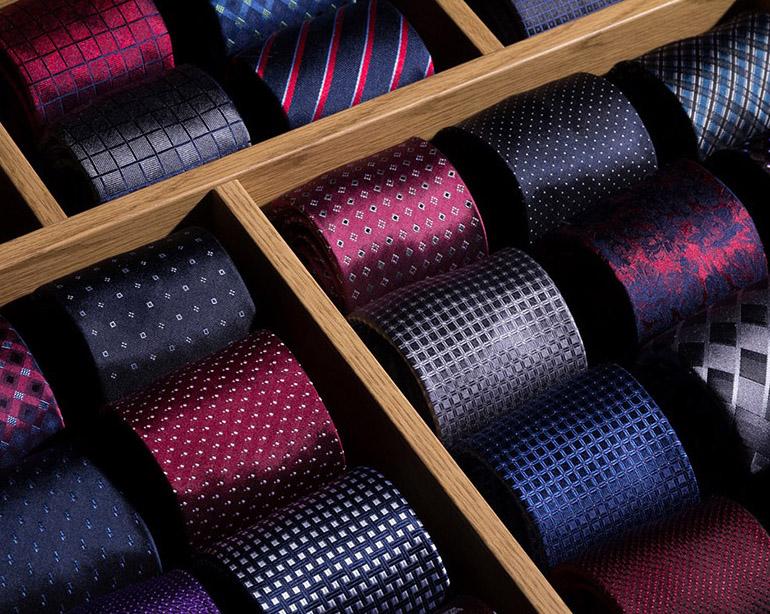 Premium tie Fashion-Exhibition