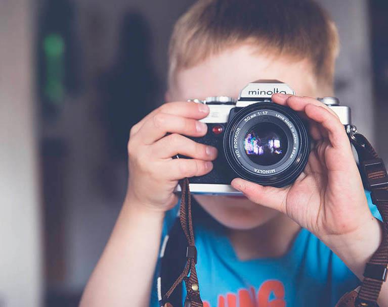 Kid's-World-Exhibition Camera