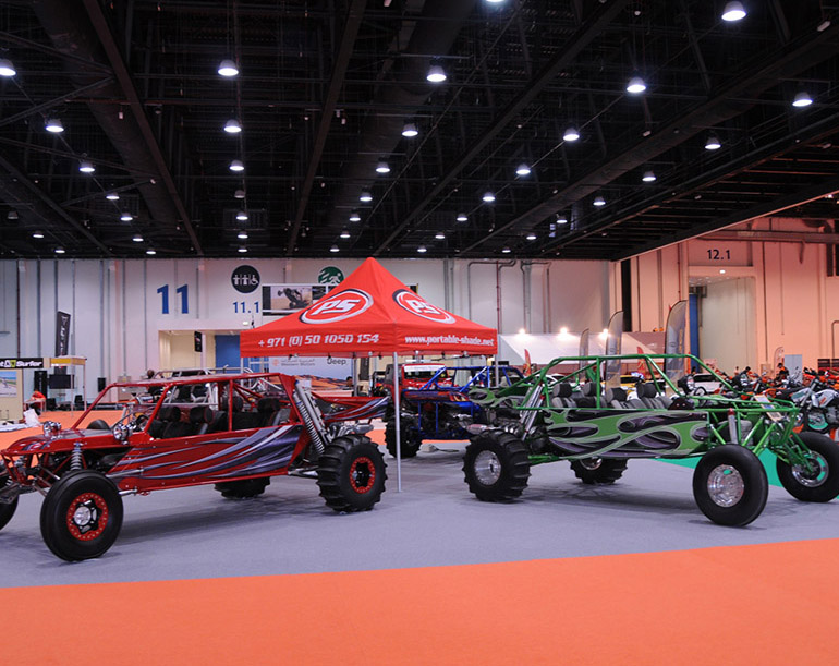 Off-Road-Exhibition show image