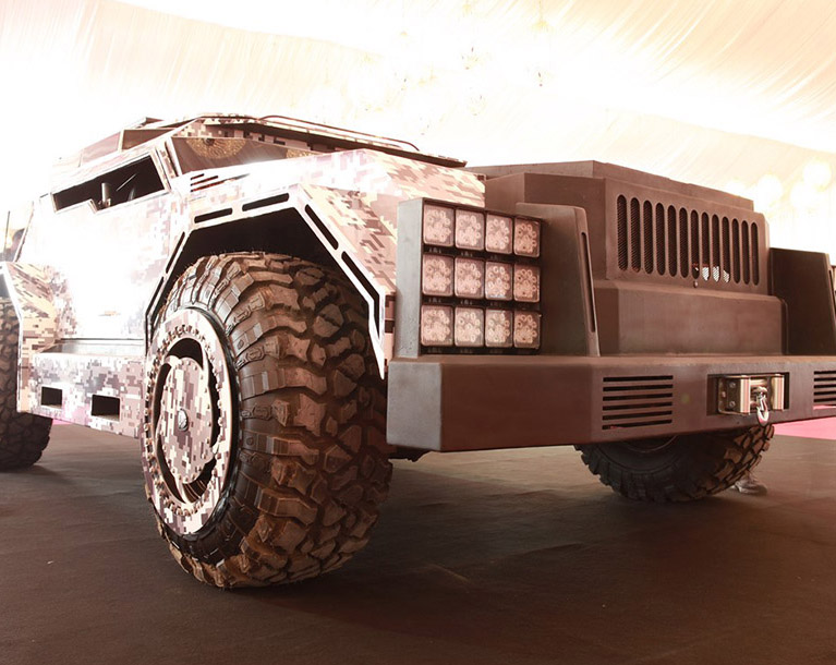 Off-Road-category truck