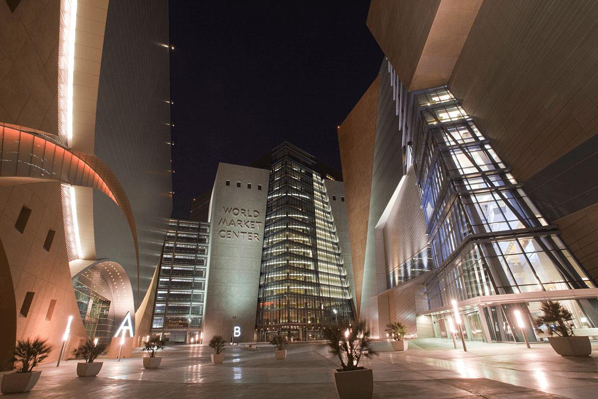 world market center buildings