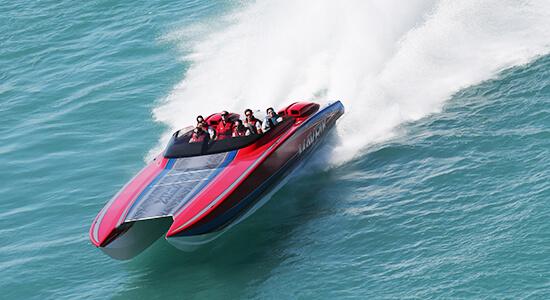 Super Boat Image
